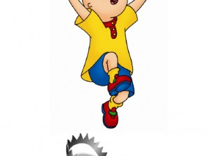 color bear trap caillou